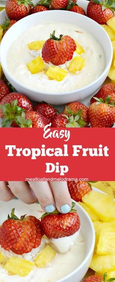 Easy Tropical Fruit