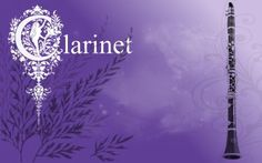 Purple Clarinet