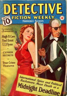 Pulp Covers – Page 2 – The Best Of The Worst