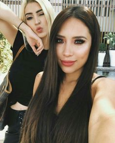 Dani Duke y Luisa Fernanda W Sandro, Dani, Mandalay, Tumblr, Crushes, Female, Honey, Outfits, Girls