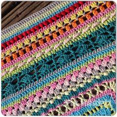 Fie bakt, haakt én naait!: Crochet Along 2015 - 10