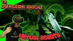VR Dungeon Knight - RPG in düsteren Dungeons [Let's Play][Gameplay][German][Vive][Virtual Reality] by VoodooDE