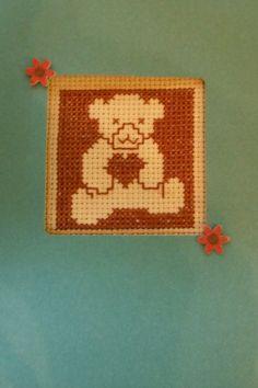 Handcrafted SCRAPBOOK Style Cross Stitch by CraftyCrossStitches, $4.99