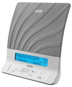 homedics sleep whole room sound machine reviews