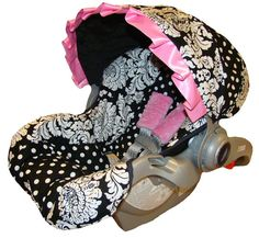 Infant Car Seat Replacement Cover for Graco by sassycovers on Etsy, $89.00