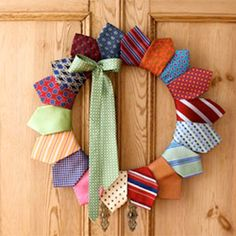There are so many things that you can sew from men's neckties - these projects are just a few examples.