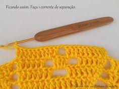 Diandra Arte em Crochê: PAP- TRILHO DE MESA RAIO DE SOL Lana, Create Your Own, Accessories, Crochet Dresses, Fashion, Crochet Doilies, Needlepoint, Yellow Centerpieces, Hexagon Crochet