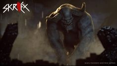 Skrillex, scary monsters and nice sprites on Vimeo