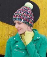 Ladies´Crocheted Hat free pattern