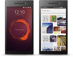 Smartphone chạy Ubuntu lộ diện - ALoTech.vn