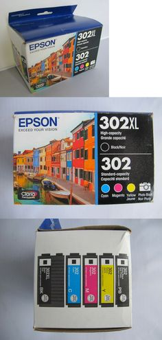 Epson Genuine 252 C,M,Y 3-Pack Ink Cartridges for  WF-3640 NO RETAIL BOX