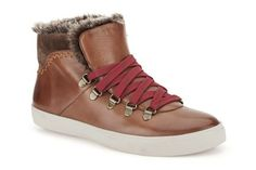 Womens Casual Boots - Maribel Glove in Tan Leather from Clarks shoes