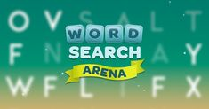 Word Search Arena has been released now! 🎉 💪 Enjoy the classic word puzzle with your friends. 💪 Prove them who is the best at vocabulary. 💕 Join in the endless fun now! Messenger Games, Emoji Games, Word Puzzles, Word Search, Vocabulary, Join, Community, Friends, News