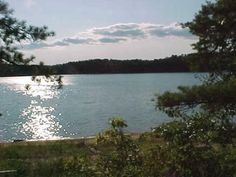 Sunset Lake in Portage Co. west of Stevens Point.  Spent most of my summers growing up hanging out at this lake.