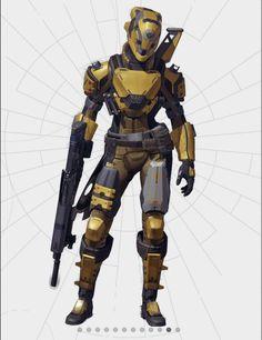 Customizable Titan Armor