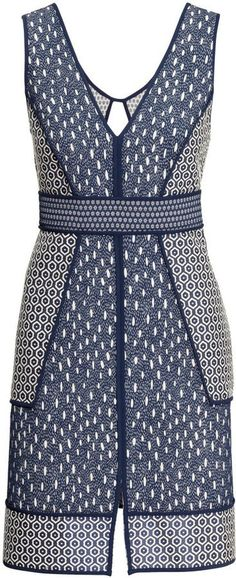 Pin for Later: The 22 Best Pieces to Shop at H&M Right Now  Jacquard-Weave Dress ($60)