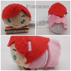 Resultado de imagem para ariel pink dress tsum tsum