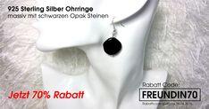 Unser #Angebot der Woche: 925 Sterling Silber Ohrringe, mit 70% Rabatt! #Schmuck #Silber #Ohrring #Rabatt #SALE #Shop #Michaleo