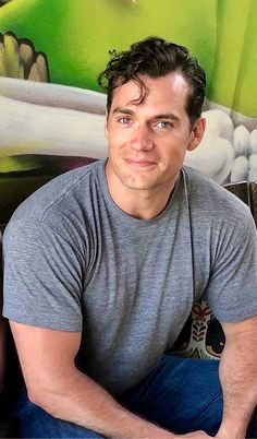 Now as adorable as you are you know to always reapply sunscreen to that fair skin of yours Cavill...lol!! ;)