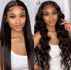 Asteria Hair Super Long Straight Hair Lace Wigs For African American Women Virgin Brazilian Human Hair Lace Front Wigs Lace Frontal Wig Baddie Hairstyles, Braided Hairstyles, Wedding Hairstyles, Dreadlock Hairstyles, Medium Hairstyles, Black Weave Hairstyles, 2015 Hairstyles, Casual Hairstyles, Winter Hairstyles