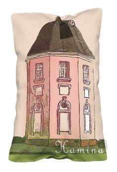 Lipputorni-tyyny. Hamina-tyyny. Vaaleanpunainen tyyny. Mia.O Galleria. Backpacks, Bags, Handbags, Backpack, Backpacker, Bag, Backpacking, Totes, Hand Bags