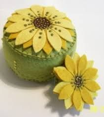 Image result for pear tree pincushion