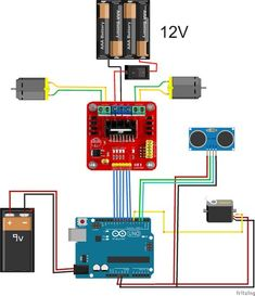 Guided combustion with Arduino – NEEKO Arduino Quadcopter, Arduino Bluetooth, Arduino Uno, Arduino Programming, Linux, Project Arduino, Simple Arduino Projects, Electronics Basics, Electronics Projects