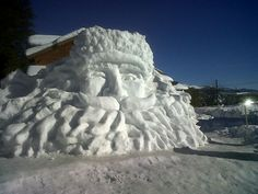 McCall Winter Carnival 2013   McCall Winter Carnival in Full Swing and the Snow Sculptures are ...