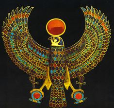 """egyptian eagle 