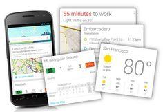 Google Search se actualiza incluyendo la opción de agregar widgets de Google Now