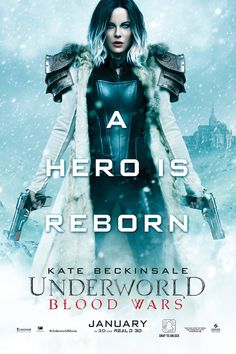 Underworld: Blood Wars (2017) yet again not the best instalment but I love Kate Beckinsale so I'll let it slide ;)