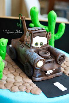 Mater cake  - Cake by Alina Vaganova