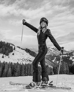Ski Outfits, Winter Outfits, Ski Wear, How To Pose, Athletic Wear, The North Face, Winter Fashion, Sportswear, One Piece