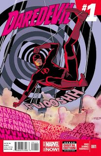 TomatoVision TV: ICv2 'Daredevil' Relaunch Nov,26,2013 by+Staff The Man without Fear will be getting an All-New Marvel NOW! relaunch with a new series by Mark Waid and Chris Samnee premiering in March, Marvel announced.