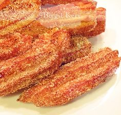 Low carb Churros. . . um, wow! 07/04 update: Tried these for the first time today and they were amazing. Seriously, if I hadn't put the ingredients together myself I would have never known these were low carb. Incredible recipe!