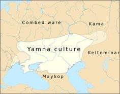 East Europe: The Yamna culture (3500-2000 BC)
