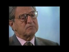 I think everyone can always use a good reminder that George Soros is evil. Here's his 1998 interview with 60 minutes admitting to feeling no remorse for helping the Nazis among other things. George Soros, Meryl Streep, Donald Trump, Out Of Touch, New World Order, Conspiracy Theories, Atheist, Current Events, We The People