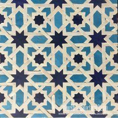 Manufacturer of Handmade Moroccan Tile Turquoise Moorish Tile Moroccan Kitchen, Moroccan Tiles, Moroccan Decor, Moroccan Bedroom, Moroccan Lanterns, Turkish Tiles, Tile Patterns, Pattern Art, Morrocan Patterns