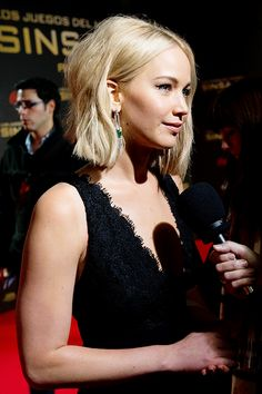"""Jennifer Lawrence at the 'Mockingjay - Part 2' Madrid Premiere on November 10, 2015 in Madrid, Spain. """