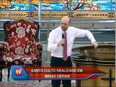SANTO CULTO - BISPO ADILSON SILVA 15-06-14 (IURD TV) - YouTube
