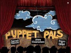 Patricia Ortiz acaba de crear un pin muy interesante respecto a Puppet Pals - Una app para crear historias divertidas, no te lo pierdas.