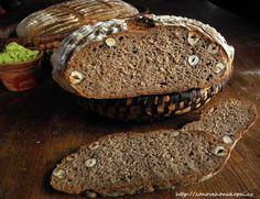 Dolomitův chleba Freshly Baked, Bread Baking, Bread Recipes, Cooker, Breads, Muffin, Drinks, Breakfast, Food