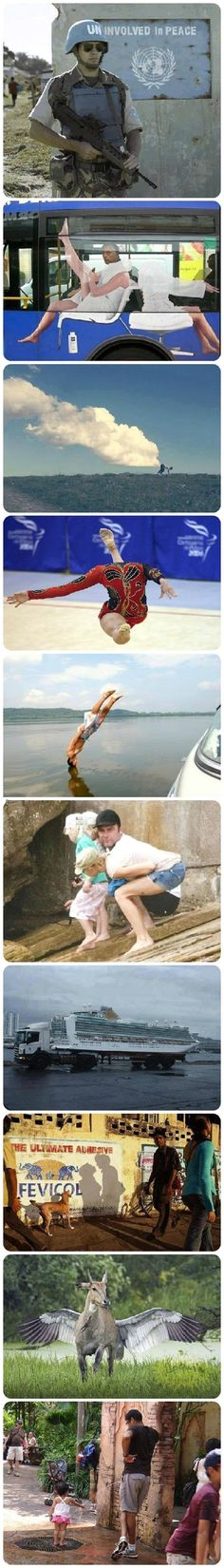 Perfectly timed photos- Some of these are funny and some of these are really cool