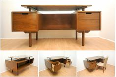 desk - blueprint for a jeweler's bench mayhaps?