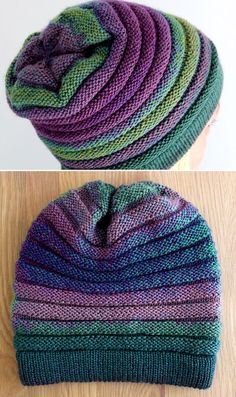 Amazing Knitting provides a directory of free knitting patterns, tips, and tricks for knitters. Knit Slippers Free Pattern, Beanie Knitting Patterns Free, Loom Knitting, Knitting Stitches, Knit Patterns, Free Knitting, Knit Or Crochet, Crochet Hats, Knitting Projects