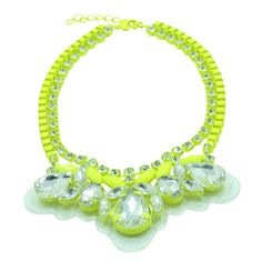 Necklace_Neon_Yellow_costume_fashion_jewellery_first_sin_201372N