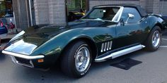 https://flic.kr/p/8a9M6G | Chevrolet Corvette Stingray 427 | The ZL1 option was offered, with an all aluminum 427 cu in (7 L) big-block engine listed at 430-hp. The Chevrolet Corvette C3 is the third generation of the sports car produced by the Chevrolet division of General Motors. The C3 was introduced for the 1968 model year and ended production in 1982. Corvette chief Zora Arkus-Duntov wanted a striking new Corvette; although engines and chassis components were mostly carried over from…