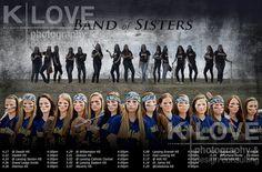 Softball poster. #softball #teamsports girls softball picture Team Poster