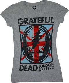 Your home for classic rock band tees, Grateful Dead t-shirts and more classic bands tees from the & Rock Band Tees, Rock Shirts, Tee Shirts, Junk Food Tees, Vintage Rock T Shirts, Grateful Dead Shirts, Classic Rock Bands, Junior Shirts, Athletic Tank Tops