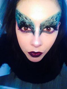 Bird make up